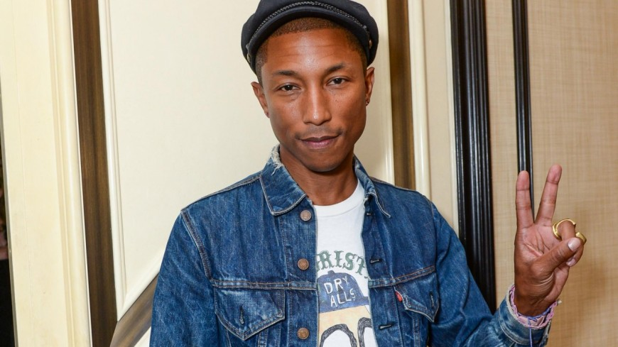 Pharrell Williams : un nouveau titre de la bande originale « Hidden Figures » dévoilé !