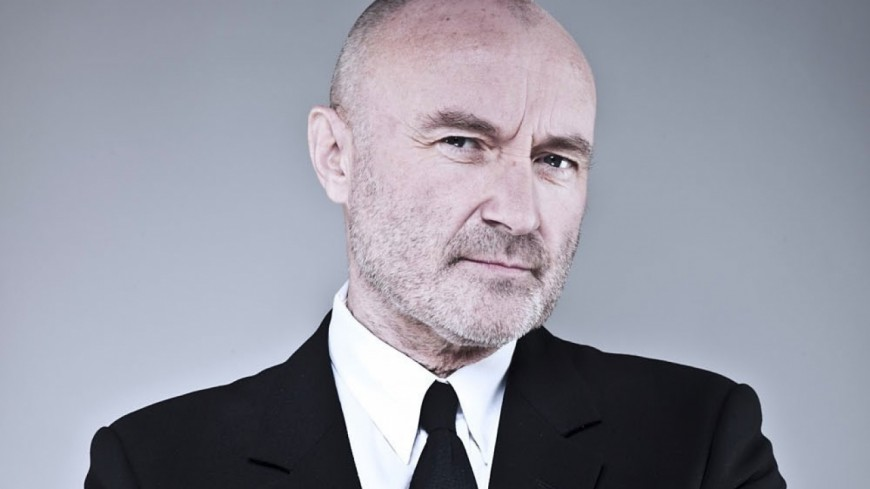 Phil Collins : en concert en France en 2017