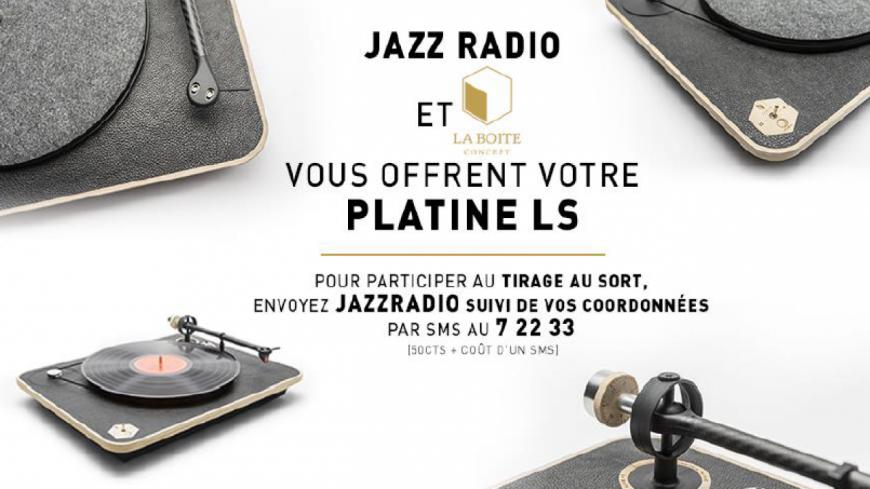 Jazz Radio vous offre votre platine LS pour vinyles + une sélection de vinyle réédités par Blue Note !