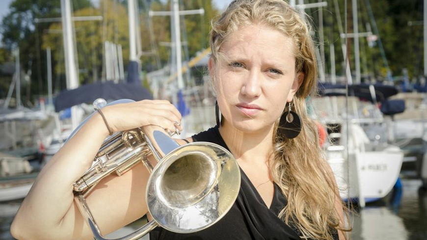 Rachel Therrien Quintet lauréat du Grand Prix de Jazz TD 2015 !
