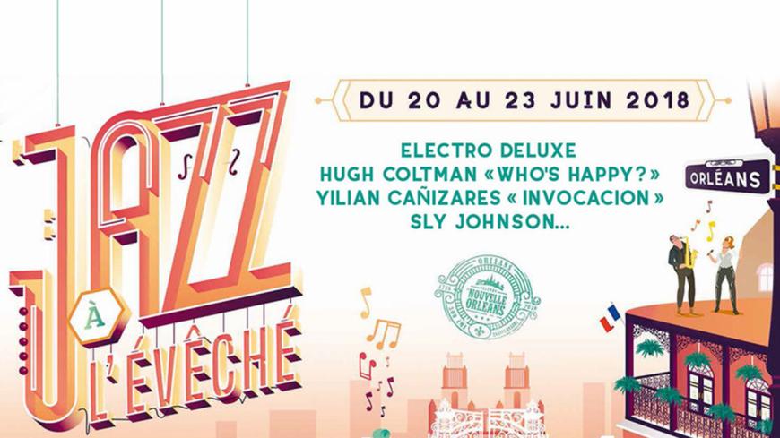 Jazz à l'Évêché 2018