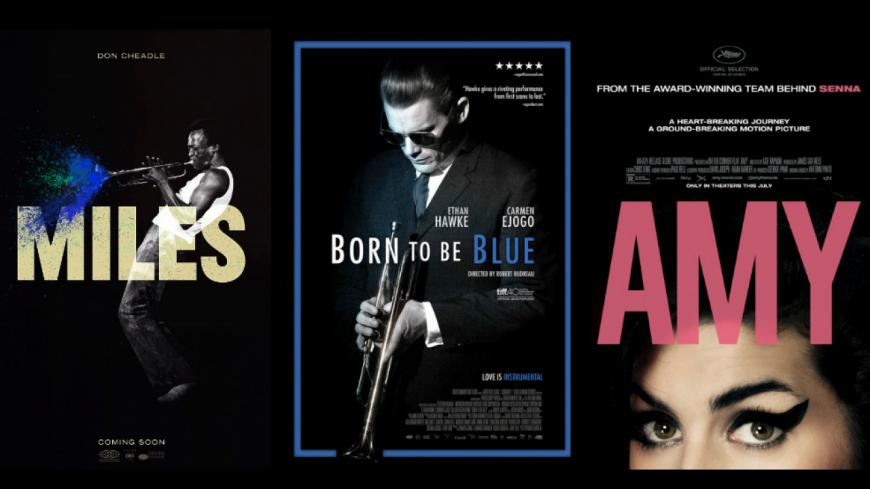 Le jazz à l'honneur dans un nouveau biopic !