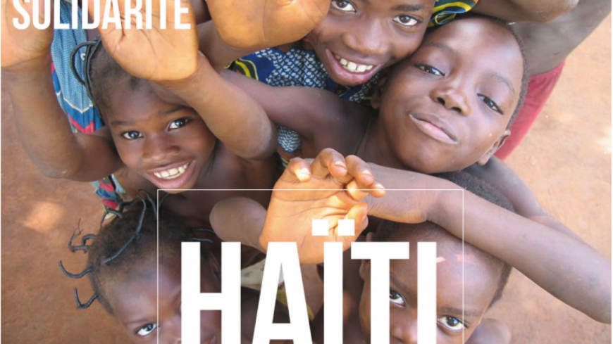 Une soirée concert/spectacle à Lyon pour soutenir les enfants d'Haïti