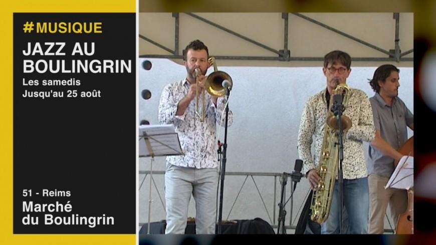 Jazz au Boulingrin : des samedi musicaux.