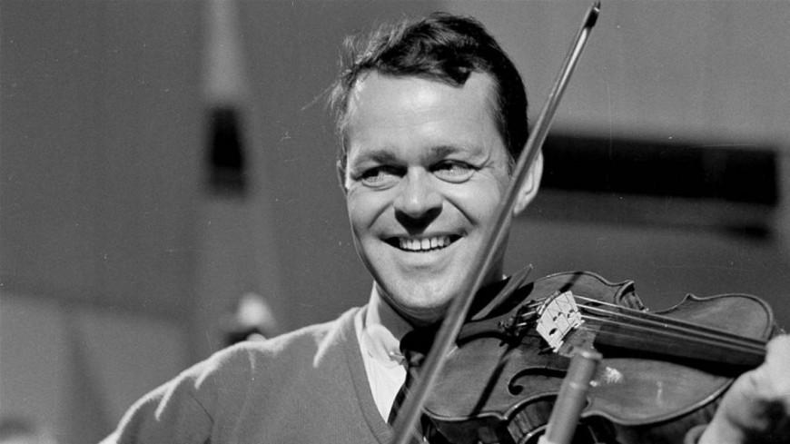 Le violoniste Svend Asmussen est décédé…