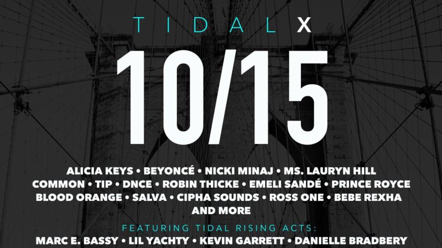 Alicia Keys, Lauryn Hill et Emeli Sande aux côtés de Beyoncé pour un concert caritatif !