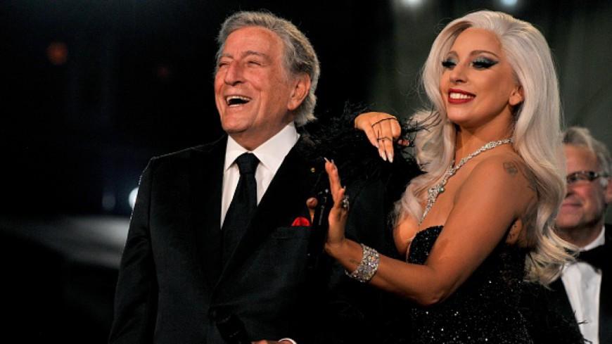 Lady Gaga et Tony Bennett récompensés aux Grammy Awards !