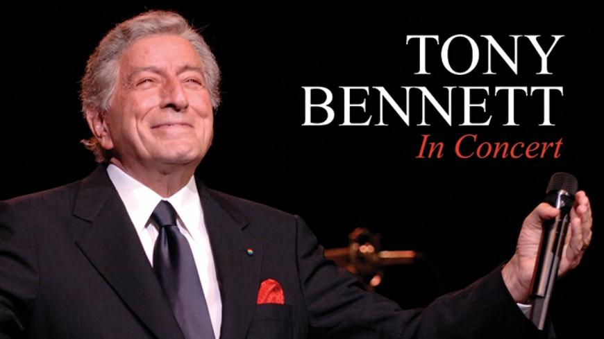 Tony Bennett en concert en France !