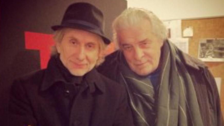 Erick Truffaz sur scène avec Jacques Weber !