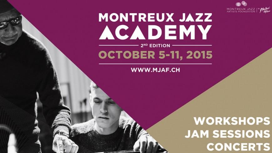 Le retour de la Montreux Jazz Academy !