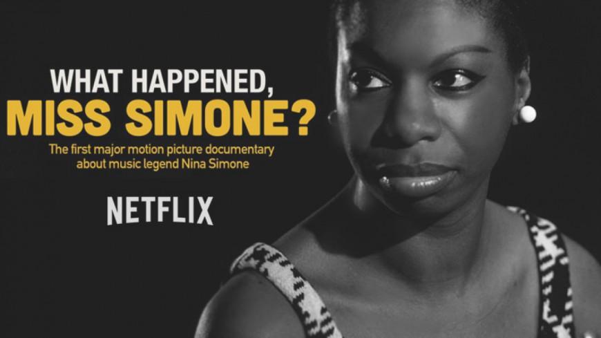 """What Happened, Miss Simone?"" sort en DVD !"