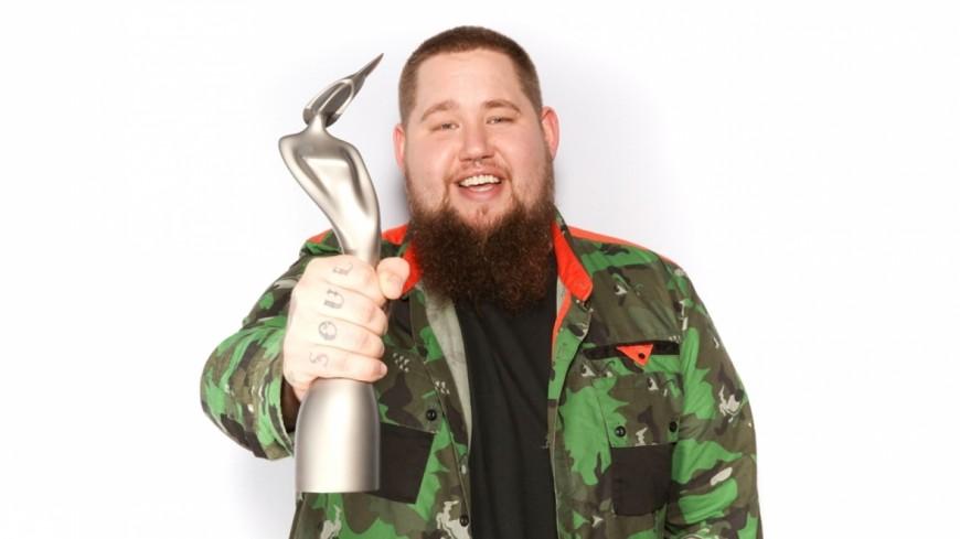 Rag'n'Bone Man reçoit le BRITs 2017 Critics' Choice Award !