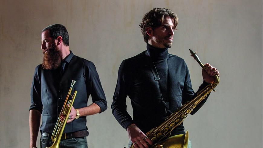 Samy Thiébault invite Avishai Cohen sur son nouvel album