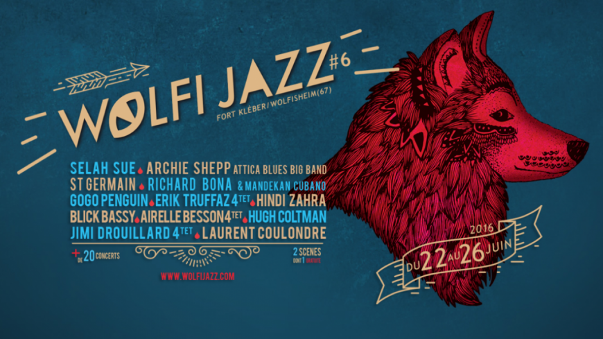 Wolfi Jazz nous présente sa meute 2016 !