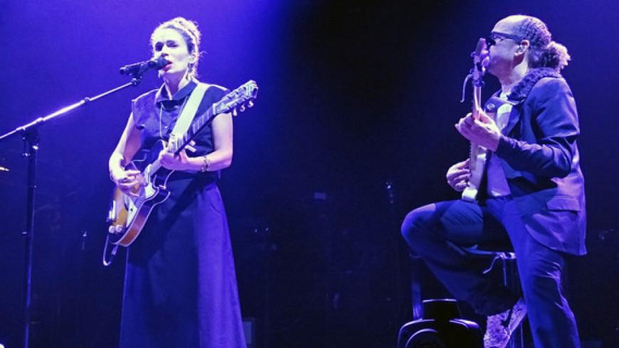 Samedi dernier, Yael Naim a régalé les spectateurs de Jazz à Vienne !
