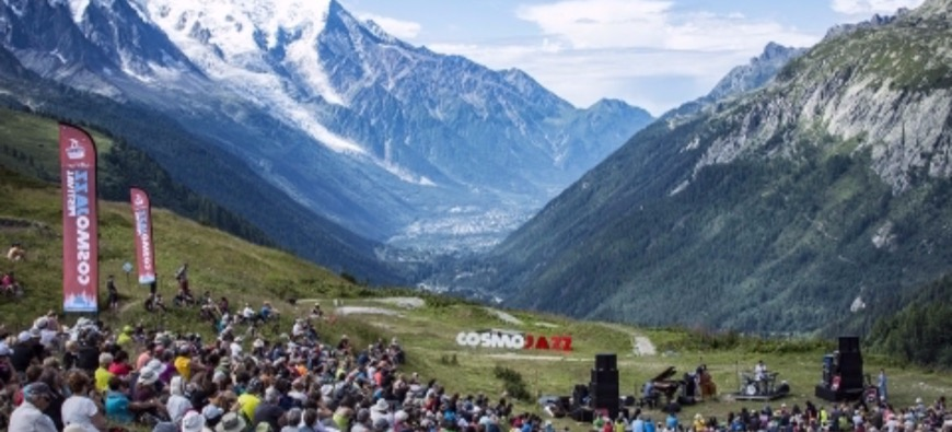 Le Cosmo Jazz Festival de Chamonix est maintenu cet été