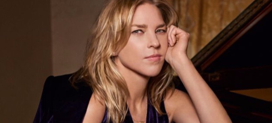"""Diana Krall annonce son nouvel album, """"This Dream of You"""" ! (audio)"""