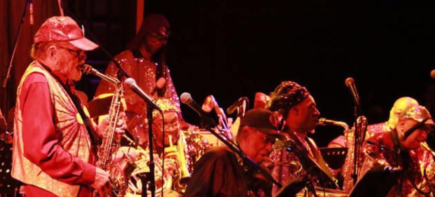 "Sun Ra Arkestra : le nouvel album ""Swirling"" (vidéo)"