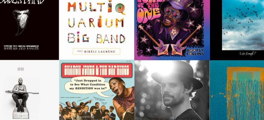 Jazz & Soul : la sélection des nouveaux albums d'octobre 2020