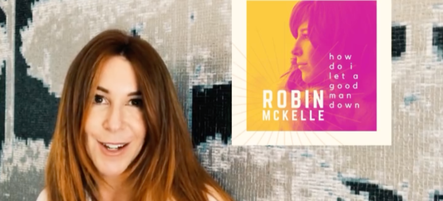 """Robin McKelle dévoile son nouveau titre groovy """"How Do I Let A Good Man Down"""" !"""