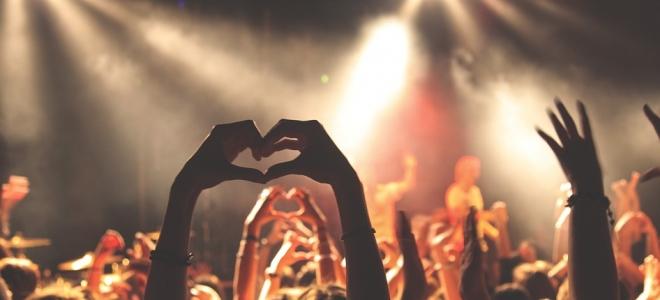 10 chansons d'amour pour la Saint Valentin