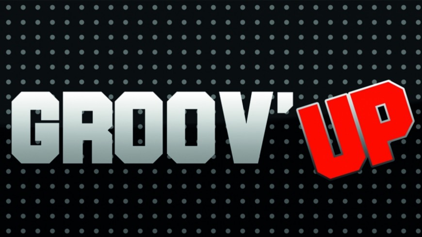 Groov'Up - 18/11