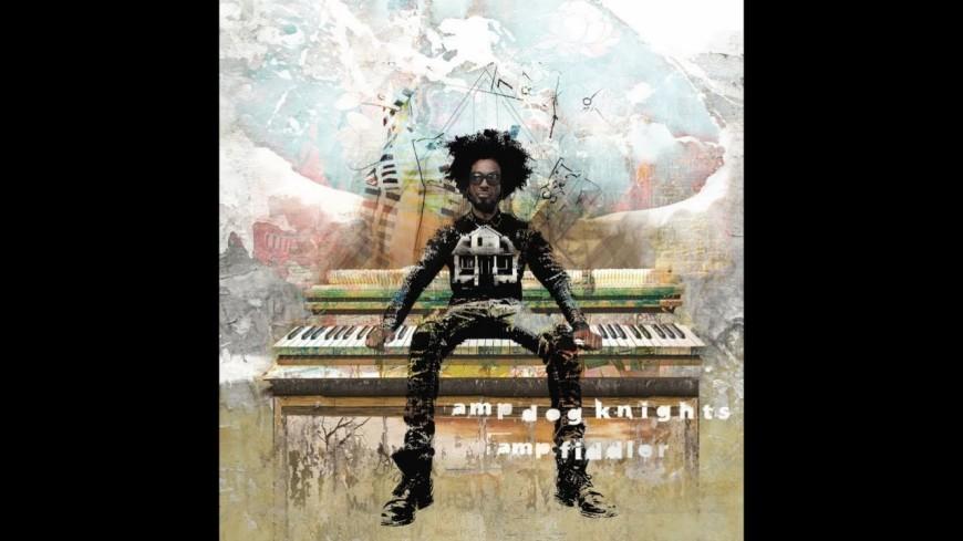 Amp Fiddler feat. Bubz Fiddler & J Dilla - Through your Soul