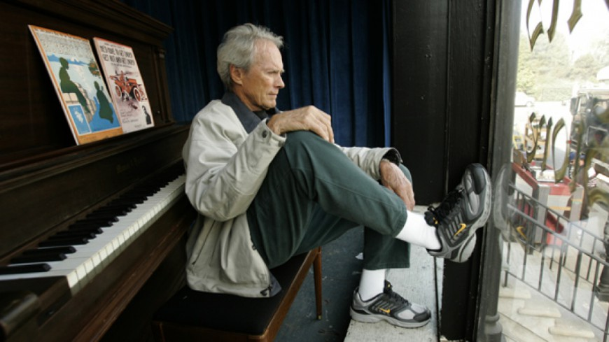 Clint Eastwood en live au Carnegie Hall de New-York !
