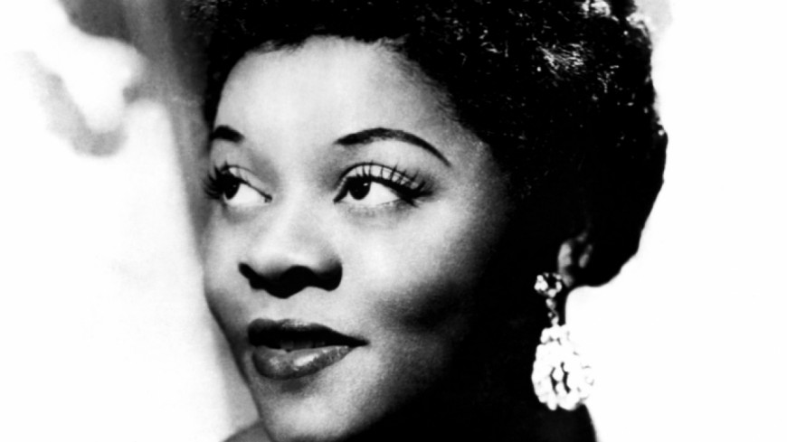Morning Jazz avec la sublime voix de Dinah Washington !