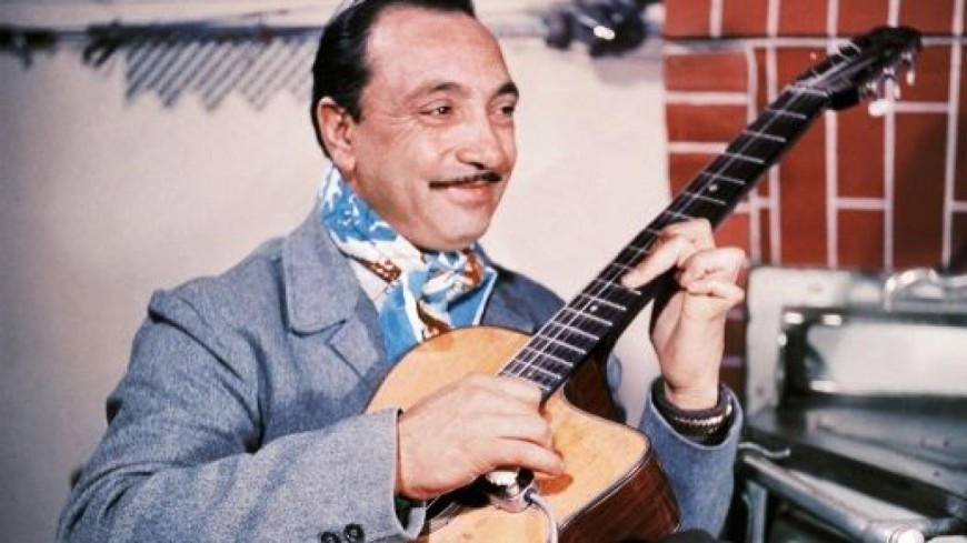 Django Reinhardt incroyable guitariste !