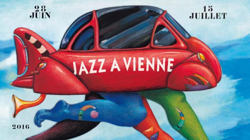 Revivez notre émission spéciale pour Jazz à Vienne !