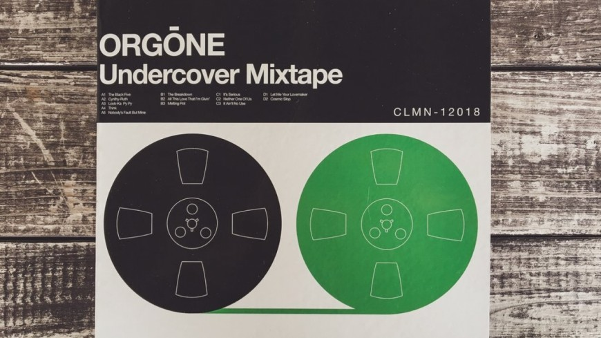 Orgone feat. Adryon De León - All this love that I'm giving