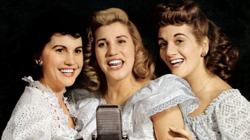 Morning Jazz avec The Andrews Sisters !