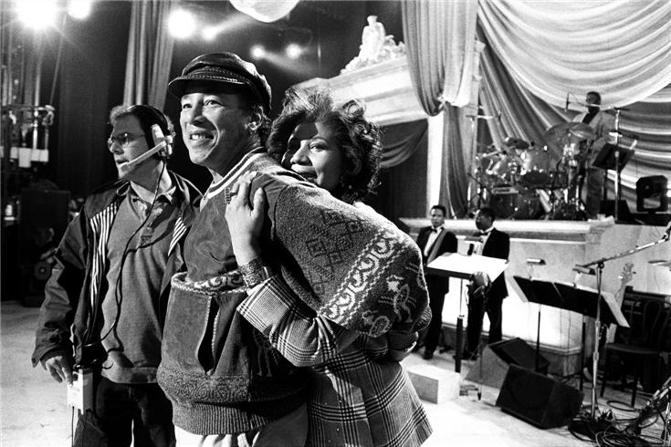 Retrouvez Aretha Franklin & Smokey Robinson pour un duo exceptionnel !