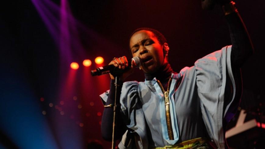 Une heure de concert avec Lauryn Hill !