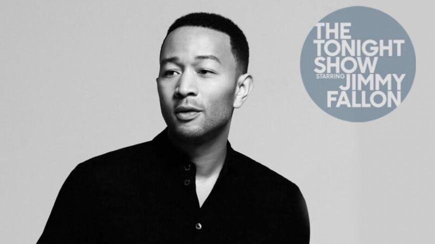 John Legend interprète son nouveau single en live pour la première fois !