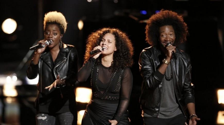 Alicia Keys : découvrez sa prestation sur le plateau de The Voice USA !