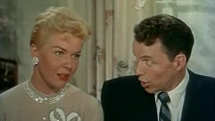 Moment de nostalgie avec Doris Day et Frank Sinatra !