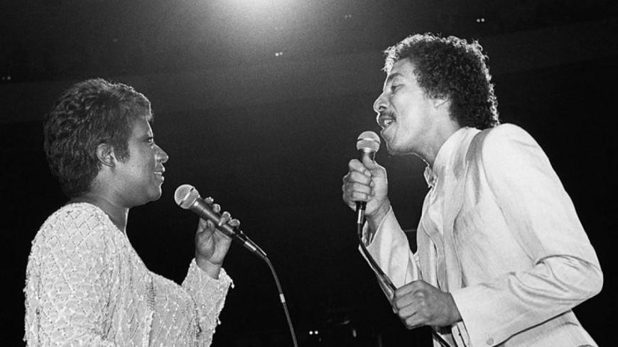 Aretha Franklin et Smokey Robinson  pour un duo exceptionnel !