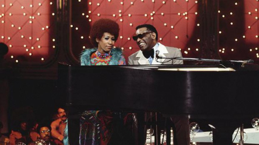 Aretha Franklin & Ray Charles : un duo exceptionnel !