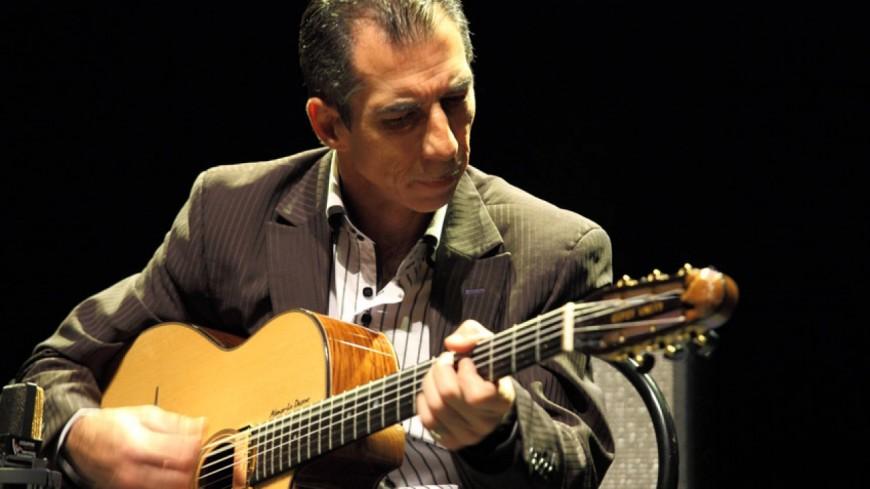 Revivez le concert de jazz manouche d'Angelo Debarre