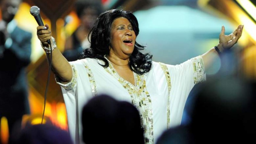 Quand Aretha Franklin chantait pour Bill Clinton
