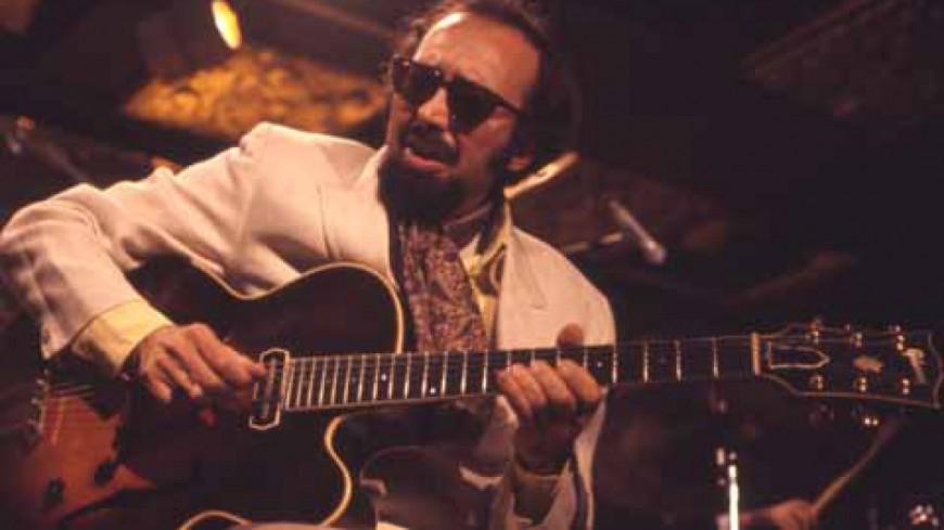Découvrez une vidéo de Barney Kessel, incroyable guitariste des années 60 !