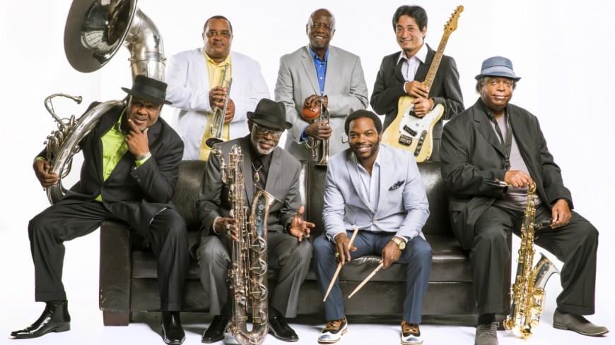 Dirty Dozen Brass : Le jazz qui booste !