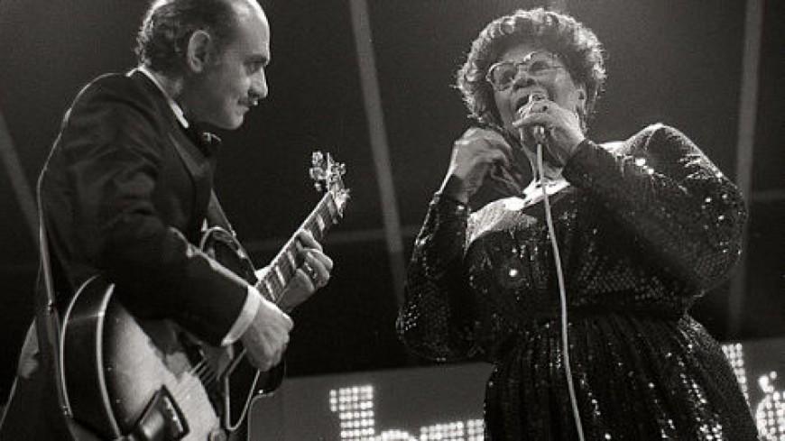 Ella Fitzgerald et Joe Pass dans un sublime live !