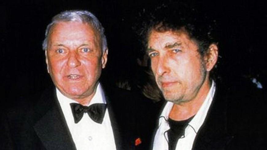 Quand Bob Dylan rendait hommage à Frank Sinatra !
