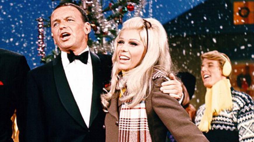 Frank Sinatra chante avec sa fille !