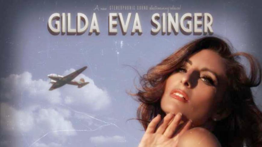 "Electro Swing : le clip de ""Around the world"" de Gilda Eva !"