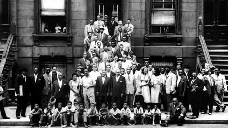 A Great Day in Harlem: Le film sur Jazz Radio (1/7) !