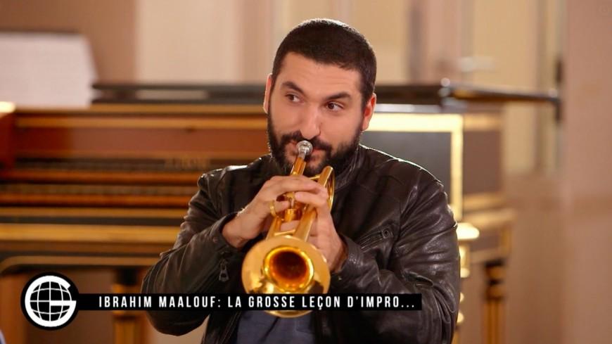 Ibrahim Maalouf improvise pour le Gros Journal !
